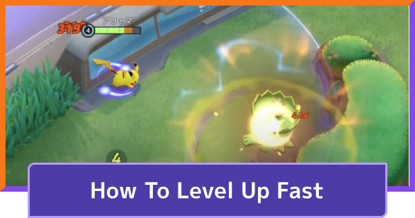 How To Level Up Fast - EXP Farming