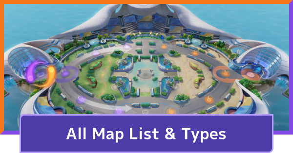 Map Types & Objectives