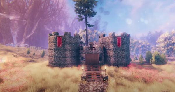 Castle Builds