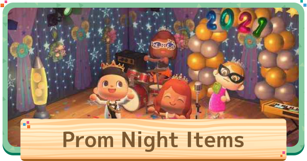 prom items