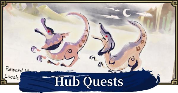 Hub Quests List - Solo & Scaling