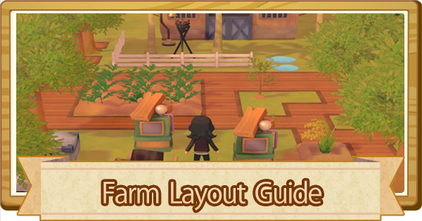 Best Farm Layout