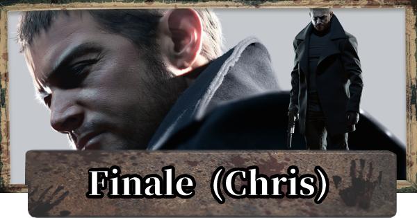 7. Finale (Chris)