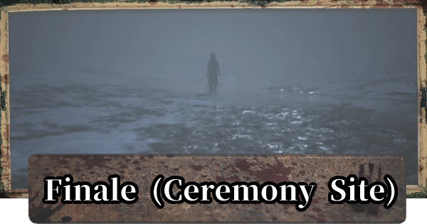 8. Finale (Ceremony Site)