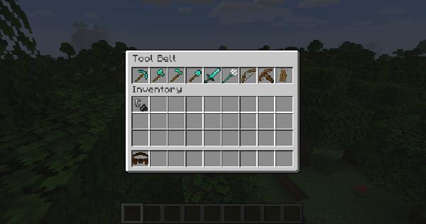 Tool Belt - Mod Details
