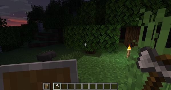 No Tree Punching - Mod Details