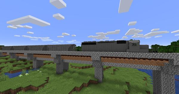 Immersive Railroading - Mod Details