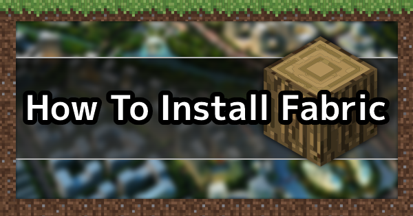 How To Install Fabric 1.17.1