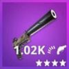 Suppressed Pistol