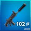 Suppressed Assault Rifle
