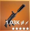 Suppressed Assault Rifle Legendary