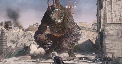 Goliath Boss Fight