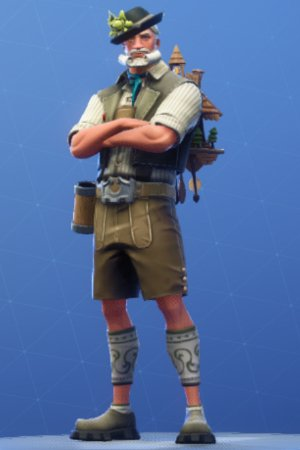 Skin Outfit LUDWIG