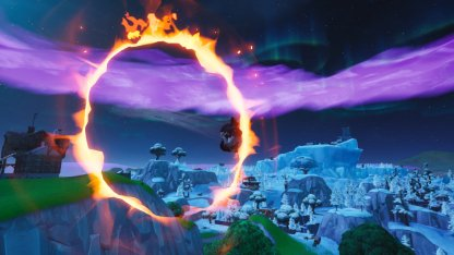 Launch Through Flaming Hoops with a Cannon (Week 10)