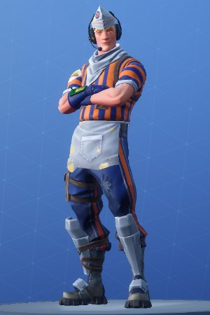Skin Outfit GRILL SERGEANT