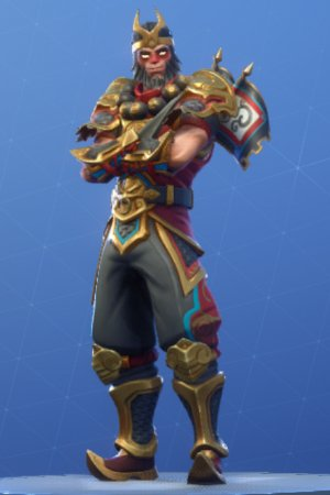 Skin Outfit WUKONG