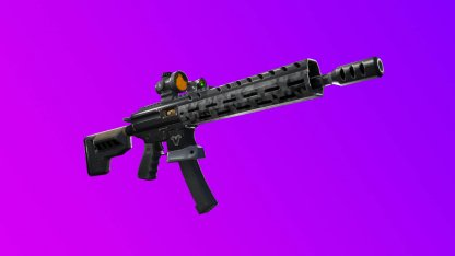 New Weapon - Tactical Assault Rifle