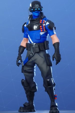 Skin Outfit CARBON COMMAND