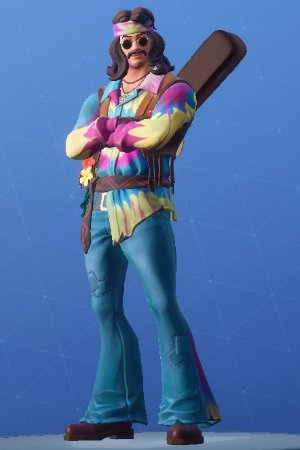 Skin Outfit FAR OUT MAN