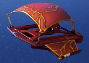 Glider Cinder