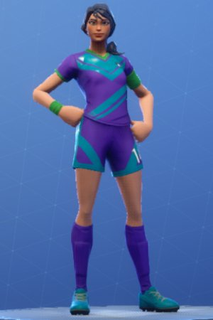Skin Outfit CLINICAL CROSSER