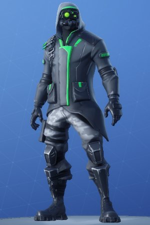 Skin Outfit ARCHETYPE