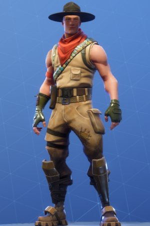 Skin Outfit SASH SERGEANT