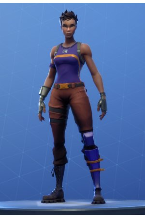 Skin Outfit TACTICS OFFICER