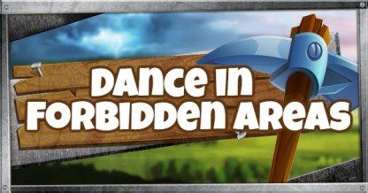 Fortnite Battle Royale Season 7 Week 1 Challenge Dance In Forbidden Locations