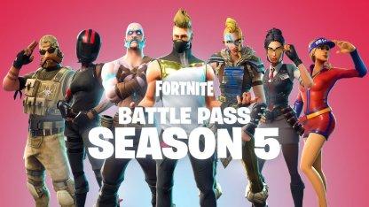 Season 5 Battle Pass