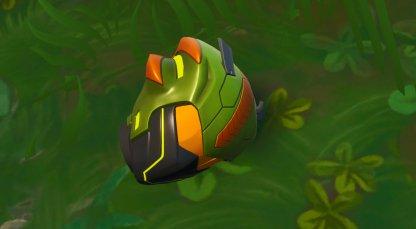 Singularity Rex Style Helmet Location