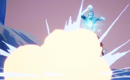 Deal Damage With Explosive Weapons - Ice Storm Challenge