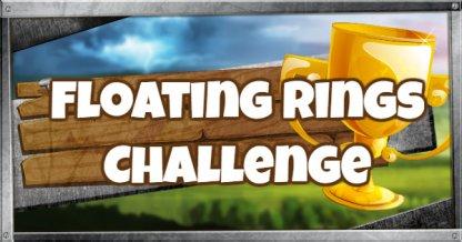 Fortnite Battle Royale Season 6 Week 7 Challenge Skydive Through 20 Floating Rings