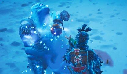 Destroy Ice Brutes - Ice Storm Challenge