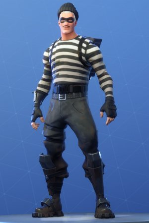 Skin Outfit SCOUNDREL