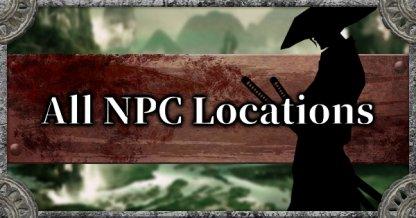 All NPC Locations