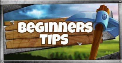 Beginner Tips & Guides