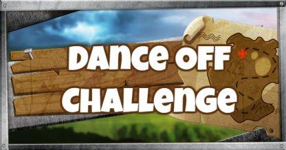 Abandoned Mansion Dance Off Challenge Guide