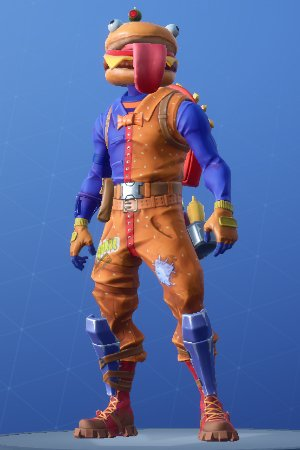 Skin Outfit BEEF BOSS