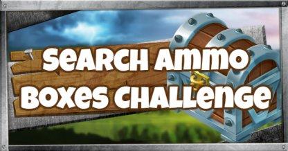 Fortnite Battle Royale Season 6 Week 7 Challenge Search 7 Ammo Boxes In A Single Match