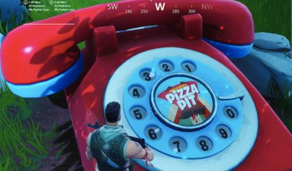 Dial The Pizza Pit Challenge(Week 8)