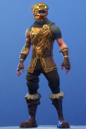 Skin Outfit BATTLE HOUND