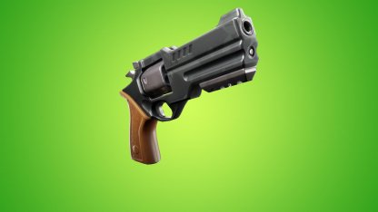 Released Weapon: Revolver