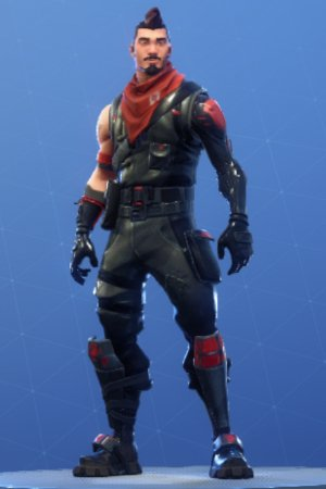 Skin Outfit MIDNIGHT OPS