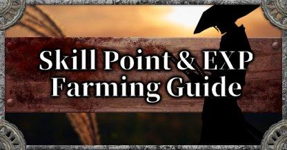 Farm EXP & Skill Point