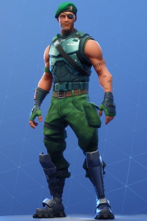 Skin Outfit GARRISON