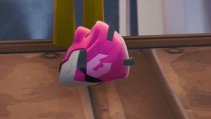 Singularity Cuddle Style Helmet Location