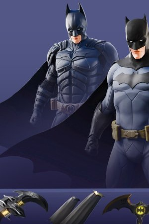 Skin Outfit THE DARK NIGHT MOVIE OUTFIT