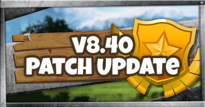 v8.40 Patch Update - April 17, 2019