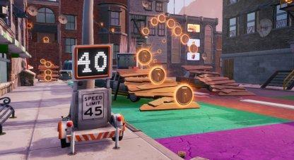 Go Faster than 30 Through Both Speed Traps